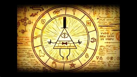 gravity falls bill cipher wheel gravity falls bill cipher wheel solved
