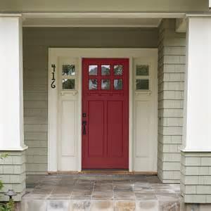 entry door colors crimson front door color of the month november 2015