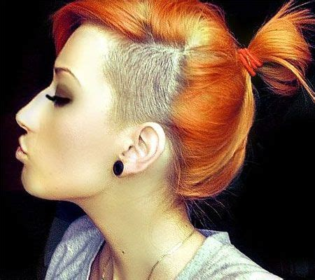 pretty hairstyles for girls shaved hairstyles top ideas