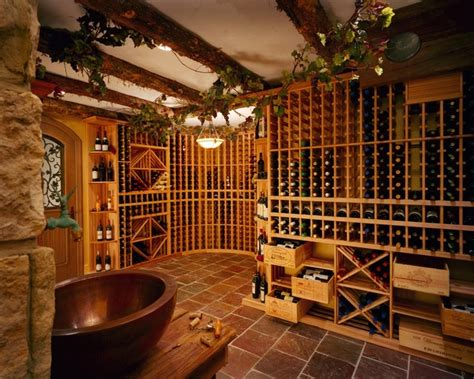 National Kitchen Cabinet Association by A Recession Proof Remodel Wine Cellars