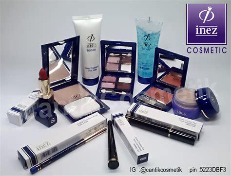 Make Up Inez Satu Paket Jual Inez Paket Kosmetik Seserahan Paket Pengantin