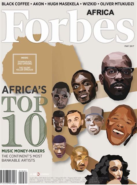 forbes list of top ten richest musicians in africa