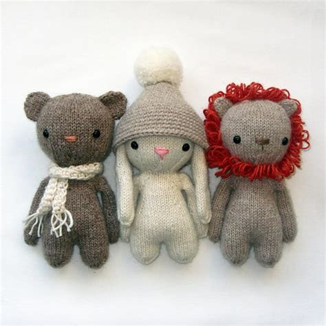 how to knit tiny animals the 25 best knitting toys ideas on knitted