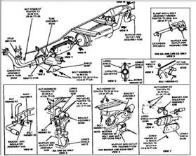 Fuel System Diagram Ford F150 89 Ford Bronco Fuel Diagram Centurion Bronco Elsavadorla