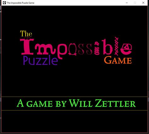 the impossible game full version free mac the impossible puzzle game windows android indie db