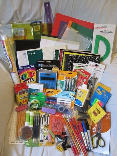 high c supply ultimate back to school supplies lot all the essentials