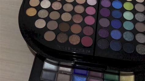 Sephora Brilliant Makeup Palette sephora brilliant makeup palette unboxing 2016