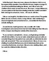 Atticus Finch Essay by Essay On Atticus Finch Quotes