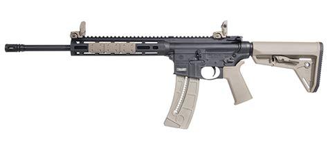 new s w m p 15 22 sport moe sl rifles the firearm