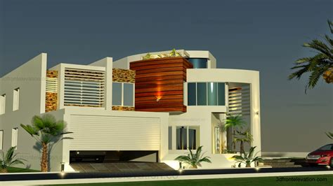 home design modern 2015 arabic style elevation design with wooden paneled show