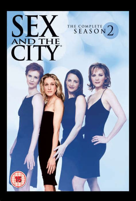 And The City The 2 by And The City Season 2 Dvd Zavvi