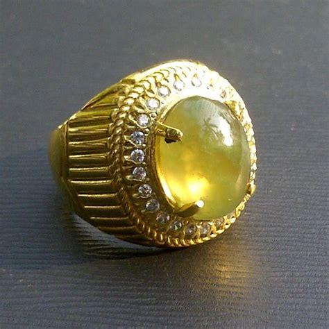 Indocrase Ring Perak jual hq 9 36 crt indocrase aceh memo sky lab cincin