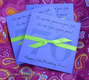Ideas For 70th Birthday Favors by 70th Birthday 70th Birthday Idea By Abbeyandizziedesigns