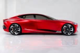 Acura Motorcars Acura Precision Concept Look Motor Trend
