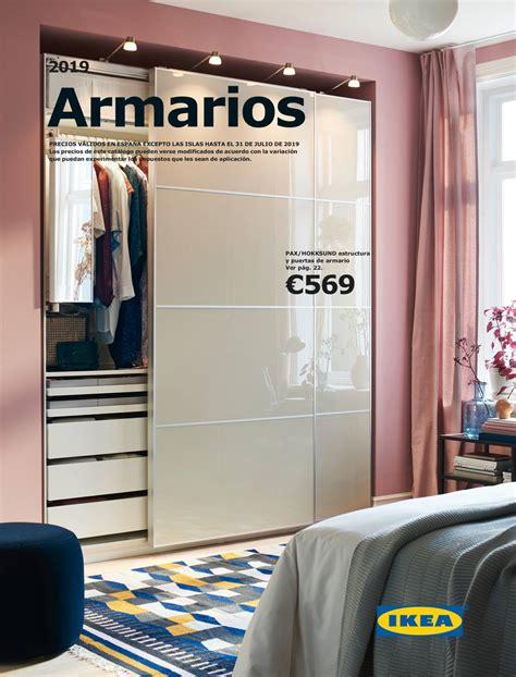 catalogo de armarios armarios ikea puertas correderas cat 225 logo 2019 imuebles
