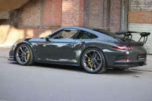 Porsche 911 Gt3 Rs Grey Porsche 911 Gt3 Rs Typ 991 1 Color Slate Gray Slate G