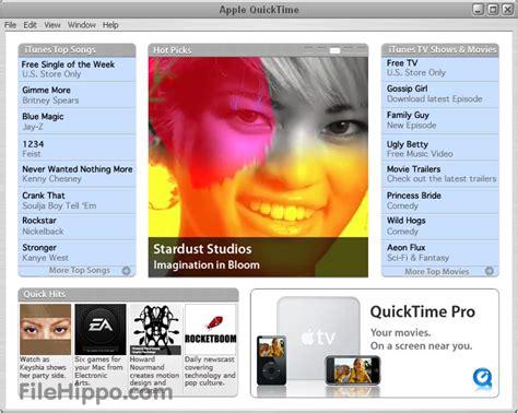 full version quicktime free download quicktime player 7 76 80 95 terbaru full