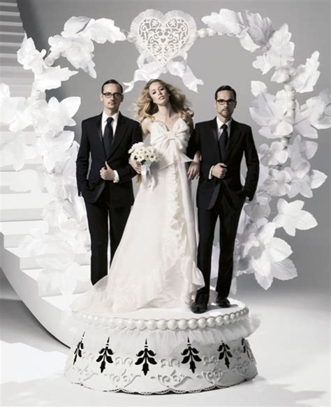 Viktor And Rolf Hm by Something Something New Viktor And Rolf Wedding Gown