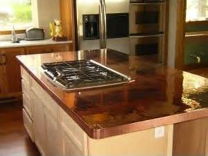 best 25 copper countertops ideas on