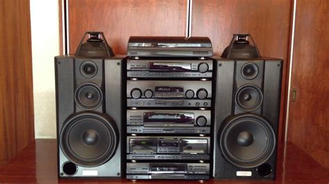 best hi fi system kenwood hi fi stereo vintage system