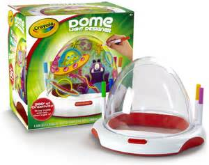 crayola lights crayola dome light designer toys