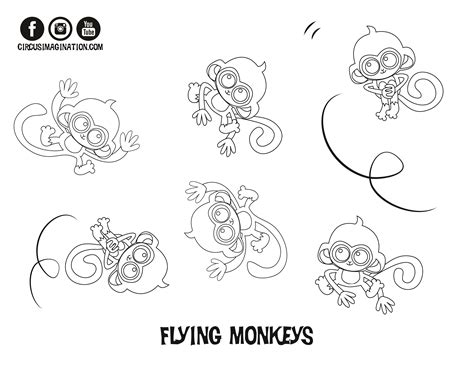ten little monkeys coloring page printable 5 little monkeys coloring pages monkey jumping
