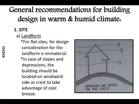 design criteria for warm and humid climate quot warm and humid quot climate and their designs