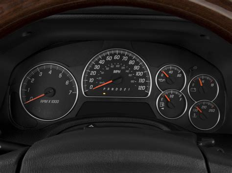 image  gmc envoy wd  door denali instrument cluster size    type gif posted
