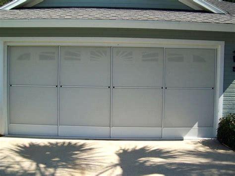 garage door screen panels decorating garage door screen panels garage inspiration