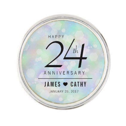 25  unique 24th wedding anniversary ideas on Pinterest