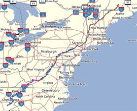 appalachian trail in map the rest of the appalachian trail for guthook s guides