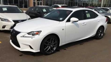 white lexus is 250 2012 2015 lexus is 250 awd f sport series 3 review ultra
