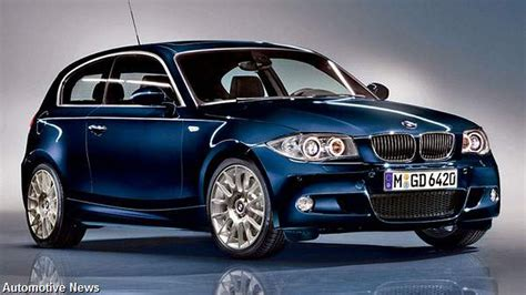 small bmw europeans consider luxury small cars for u s roadshow