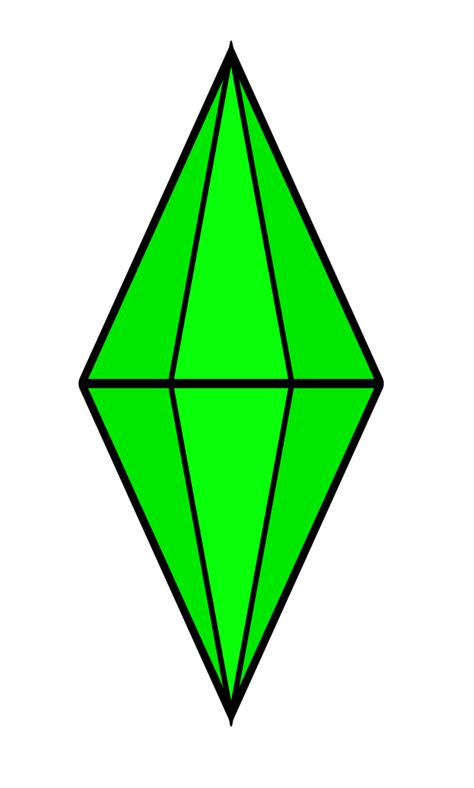 plumbob png www pixshark com images galleries with a bite
