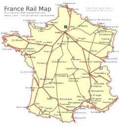 France Train Map pinterest the world s catalog of ideas
