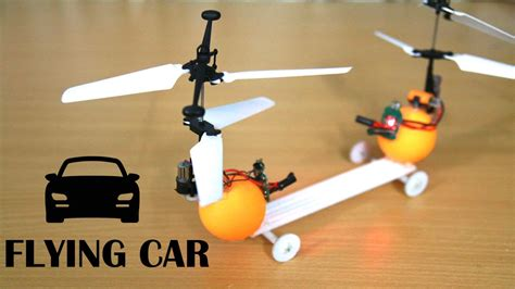 membuat robot helikopter how to make a car that can run and fly electric ch 47