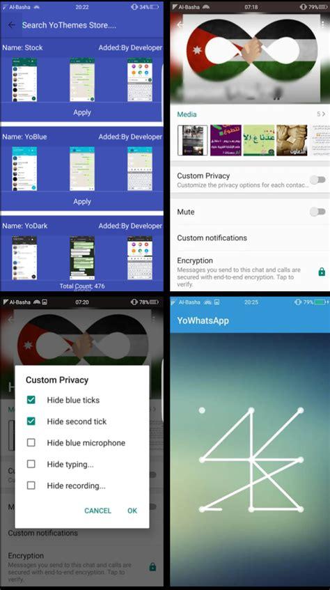dual full version apk mod yowhatsapp v6 0 latest version dual whatsapp mods