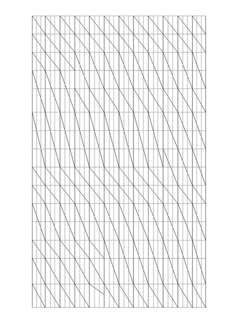 grid pattern en espanol how to create a curtain wall with irregular grid pattern