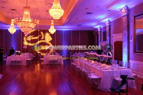 quinceanera themes miami what is uplighting for a wedding or quince power
