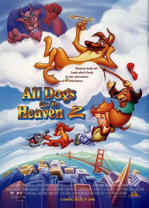 all dogs go to heaven 2 all dogs go to heaven 2 1996 find your