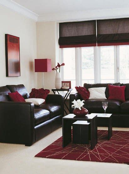 brown red cream living room dream home pinterest 1000 ideas about chocolate living rooms on pinterest