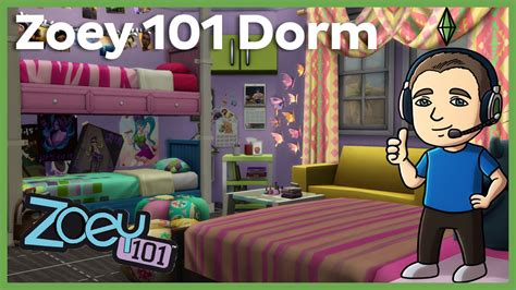 zoey 101 room sims 4 zoey 101 room