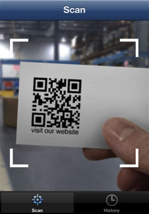 qr code reader scan for ios is fast – macstories