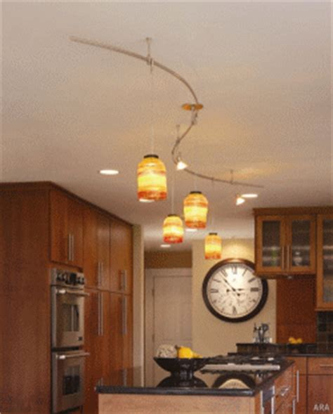 Track Lighting With Pendants Kitchens Designer Track Lighting Track Fixture And Designer Options Home Lighting Tips