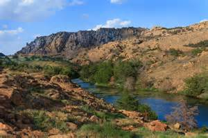 wichita mountains wildlife refuge oklahoma by inge