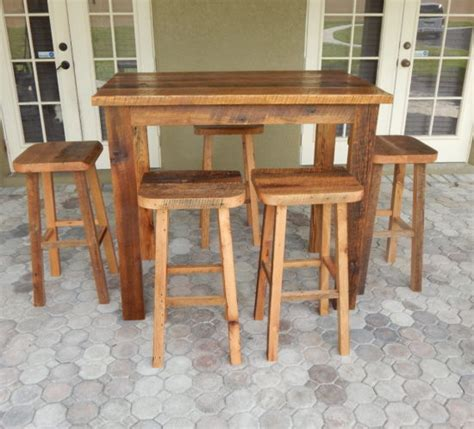 Reclaimed Wood Counter Height Dining Table Dining Room Various Reclaimed Wood Counter Height Dining Bar Height Table The Hippest Pics
