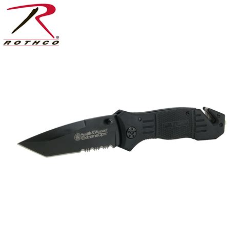 smith wesson ops smith wesson ops rescue knife