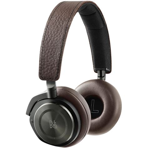 Most Comfortable Noise Cancelling Headphones by B O Play By Olufsen B O Play H8 Wireless 1642206