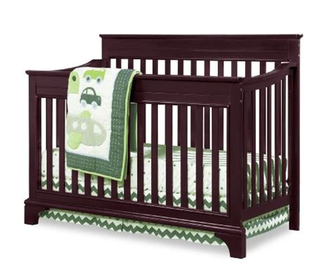 Broyhill Convertible Crib Thomasville Southern Dunes Lifestyle 4 In 1 Convertible Crib Espresso Convertible Crib