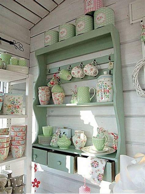 kitchens with shelves green peppermint green kitchen shelf and china hogar dulce lugar pinterest green kitchen